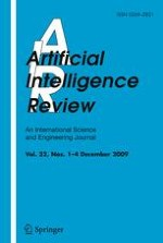 Artificial Intelligence Review 1-4/2009
