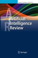 Artificial Intelligence Review 3/2012
