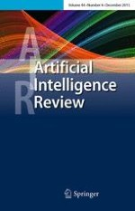 Artificial Intelligence Review 4/2015