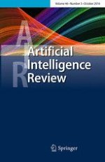 Artificial Intelligence Review 3/2016