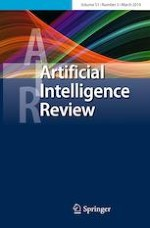 Artificial Intelligence Review 3/2019