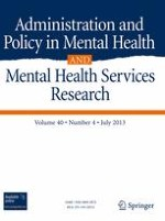 Administration and Policy in Mental Health and Mental Health Services Research 4/2013
