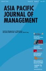Asia Pacific Journal of Management 2/2013