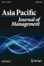 Asia Pacific Journal of Management 3/2020