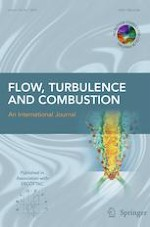 Flow, Turbulence and Combustion 3/2019