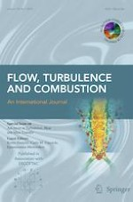 Flow, Turbulence and Combustion 4/2019