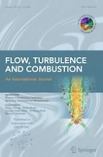 Flow, Turbulence and Combustion 2-3/2020