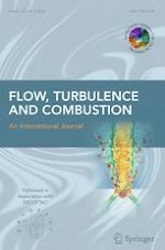 Flow, Turbulence and Combustion 3/2020