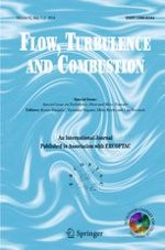Flow, Turbulence and Combustion 1-2/2014
