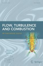 Flow, Turbulence and Combustion 1/2016