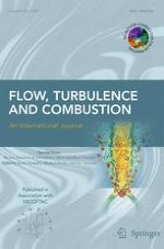 Flow, Turbulence and Combustion 4/2016