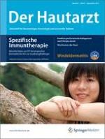Der Hautarzt 9/2011