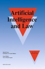Artificial Intelligence and Law 4/2016