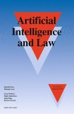 Artificial Intelligence and Law 3/2017
