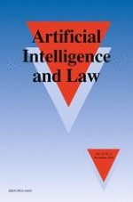 Artificial Intelligence and Law 4/2018