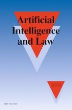 Artificial Intelligence and Law 4/2019