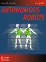 Autonomous Robots 8/2018