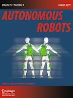 Autonomous Robots 6/2019