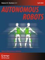 Autonomous Robots 3-4/2020