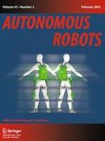 Autonomous Robots 2/2021