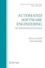 Automated Software Engineering 1/2021