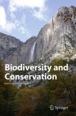Biodiversity and Conservation 6/2005