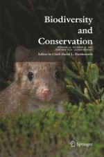 Biodiversity and Conservation 10/2007