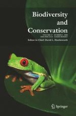 Biodiversity and Conservation 3/2008
