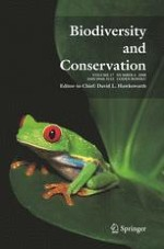 Biodiversity and Conservation 4/2008