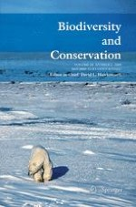 Biodiversity and Conservation 2/2009