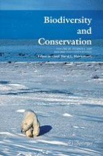 Biodiversity and Conservation 4/2009