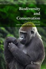 Biodiversity and Conservation 1/2011