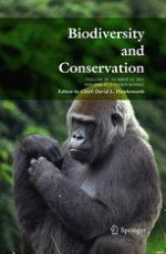 Biodiversity and Conservation 14/2011