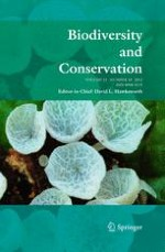 Biodiversity and Conservation 10/2012