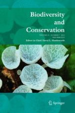Biodiversity and Conservation 7/2012