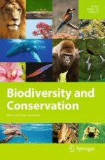 Biodiversity and Conservation 2/2013