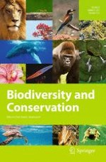 Biodiversity and Conservation 3/2013