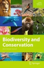 Biodiversity and Conservation 5/2013