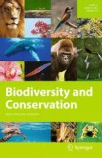 Biodiversity and Conservation 11/2016
