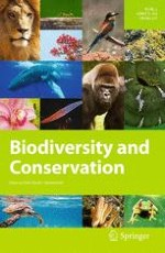 Biodiversity and Conservation 13/2016