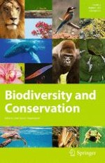 Biodiversity and Conservation 4/2017