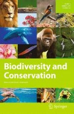Biodiversity and Conservation 5/2017
