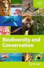 Biodiversity and Conservation 12/2019