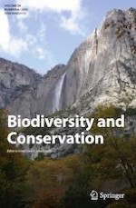 Biodiversity and Conservation 8/2020