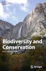 Biodiversity and Conservation 9-10/2020