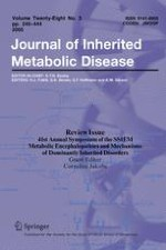 Journal of Inherited Metabolic Disease 3/2005
