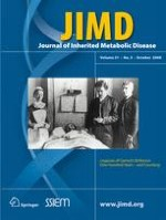 Journal of Inherited Metabolic Disease 5/2008