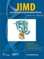 Journal of Inherited Metabolic Disease 1/2009