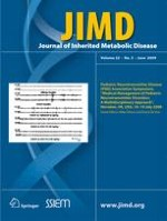 Journal of Inherited Metabolic Disease 3/2009