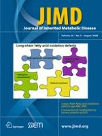 Journal of Inherited Metabolic Disease 4/2009